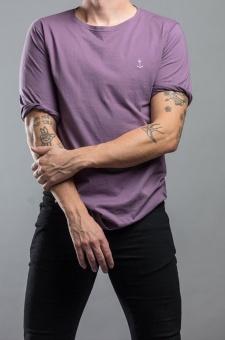 Embo Tee Purple