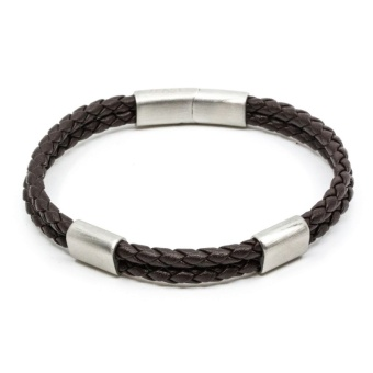 Grebbestad Armband Brown