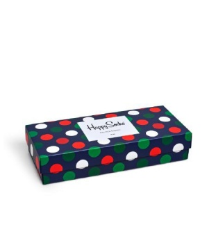 Holiday Big Dot Gift Box