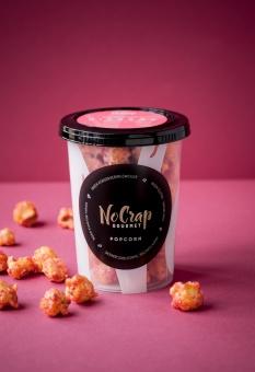 Popcorn Karamell/Hallon