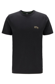 Tee Curved Charcoal