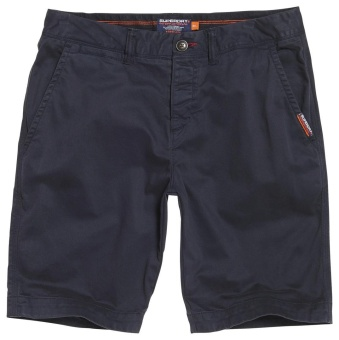 Int Chino Shorts Graphite Navy