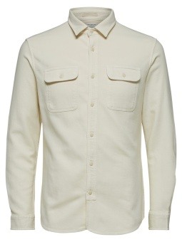 Jackson Shirt Bone White