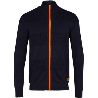 Jacob Zip Navy/Orange