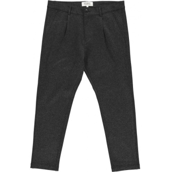 Linus Slim Wool Antracite
