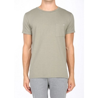Kolding Tee Dusty Green
