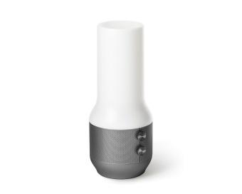 Terrace Lamp/Speaker Gun Metal
