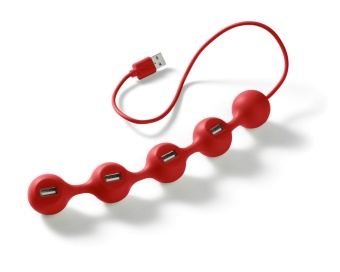 Peas For Usb Red