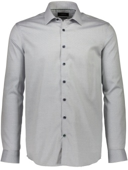 Technical Structure Shirt White