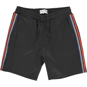 Lopez Main Tape Shorts Black