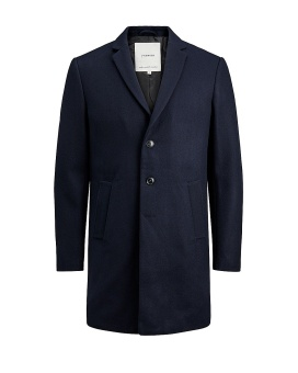 Morten Coat Dark Navy