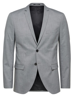 Mylologan Blazer Light Grey