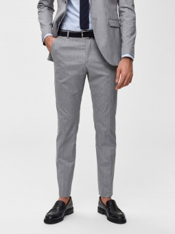 Mylologan Trousers Light  Grey