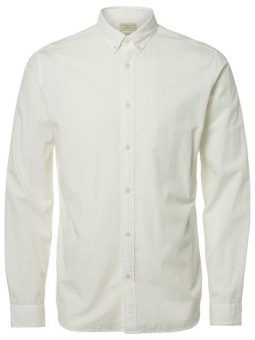 OneLouis Shirt Bright White