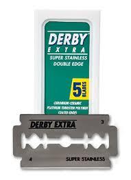 Derby Razor Blades 5st