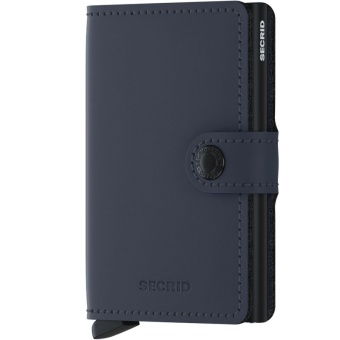 Miniwallet Matte Night Blue