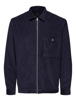 Loosecord Overshirt Sky Captain