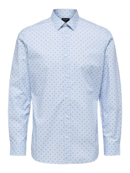 Sixten Shirt Light Blue