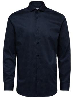 Twosel Ted Shirt Navy Blazer