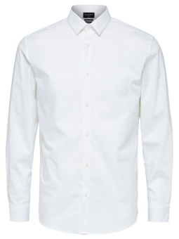 Preston Shirt Bright White