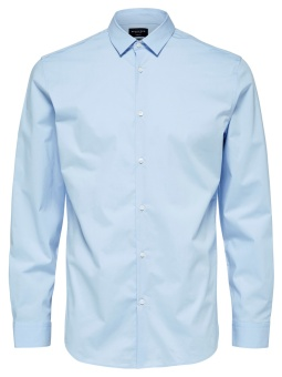 Preston Shirt Light Blue