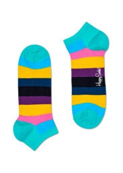 Stripe Low Sock