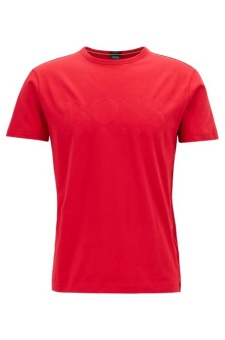 Tee 1 Bright Red