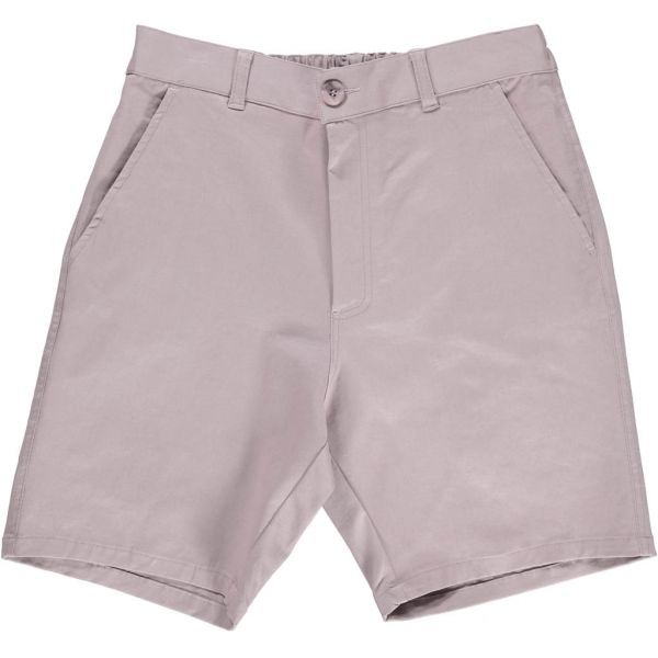 Drop Plain Shorts Woodrose