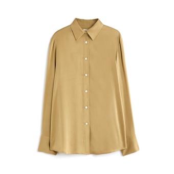 Eira Silk Shirt