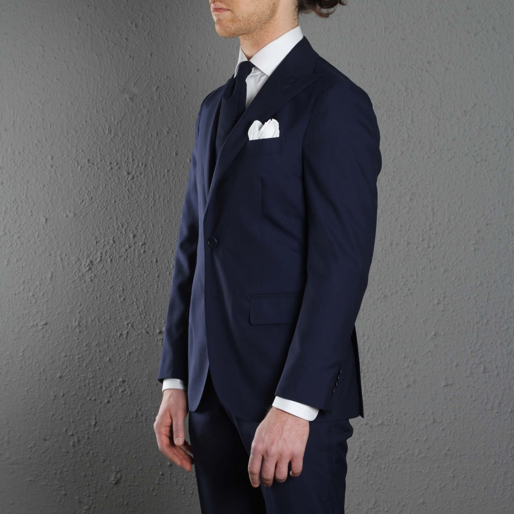 Gaiola Suit Mergellina Navy