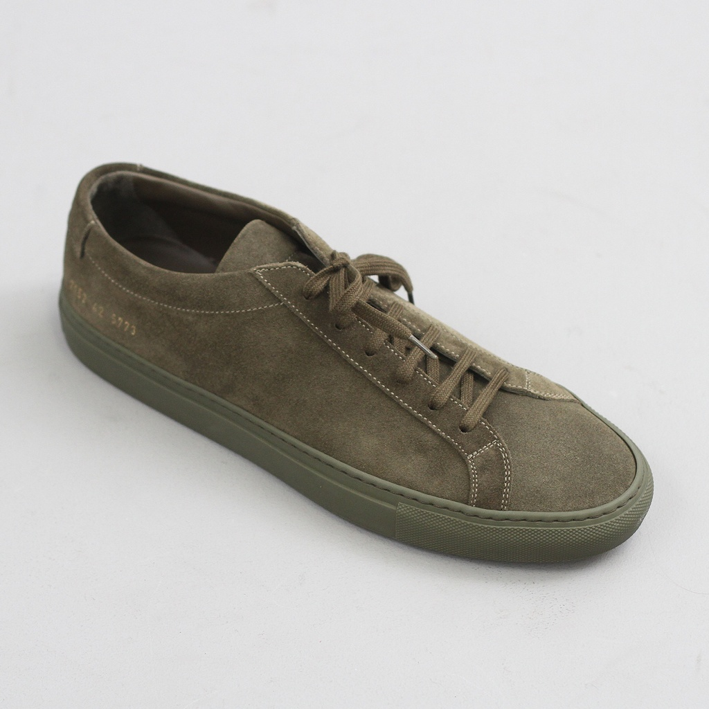 Common Projects Achilles Army Suede