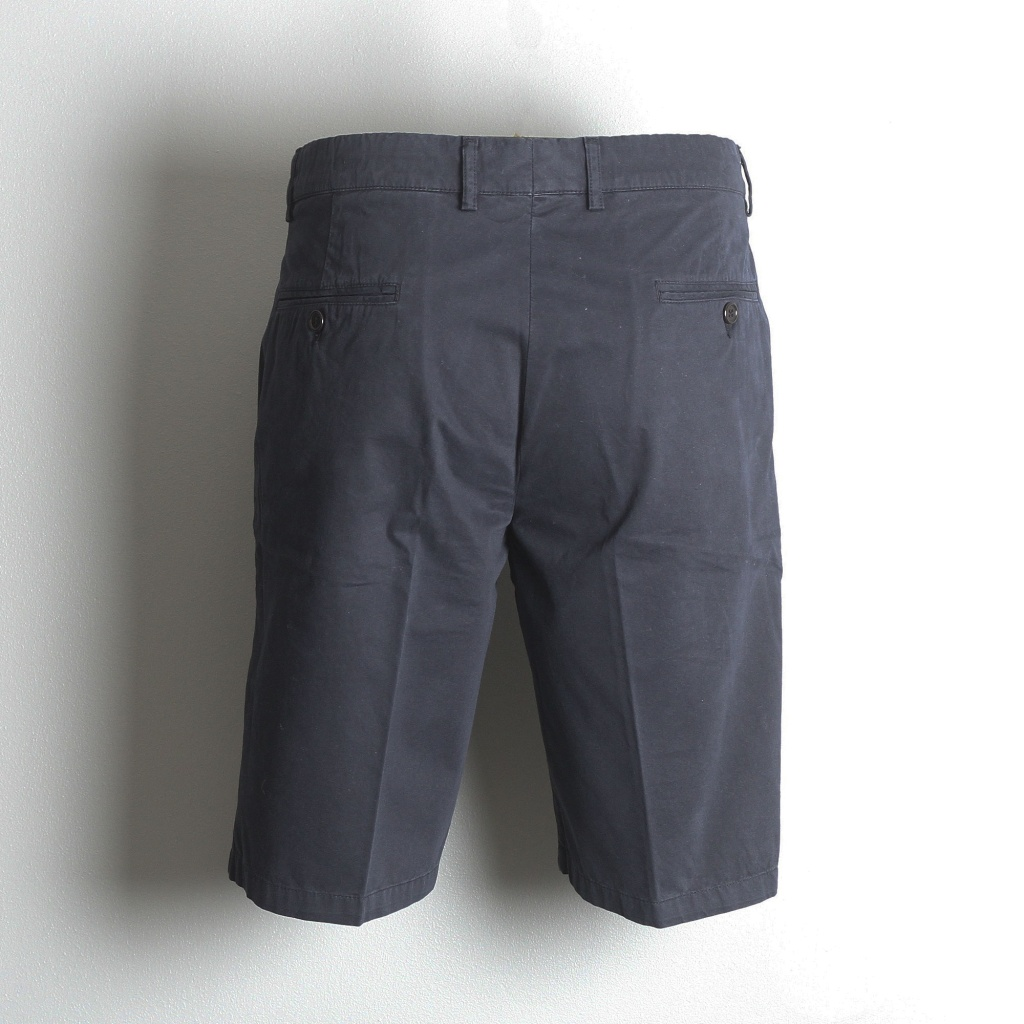 Aspesi Shorts Cotton Navy