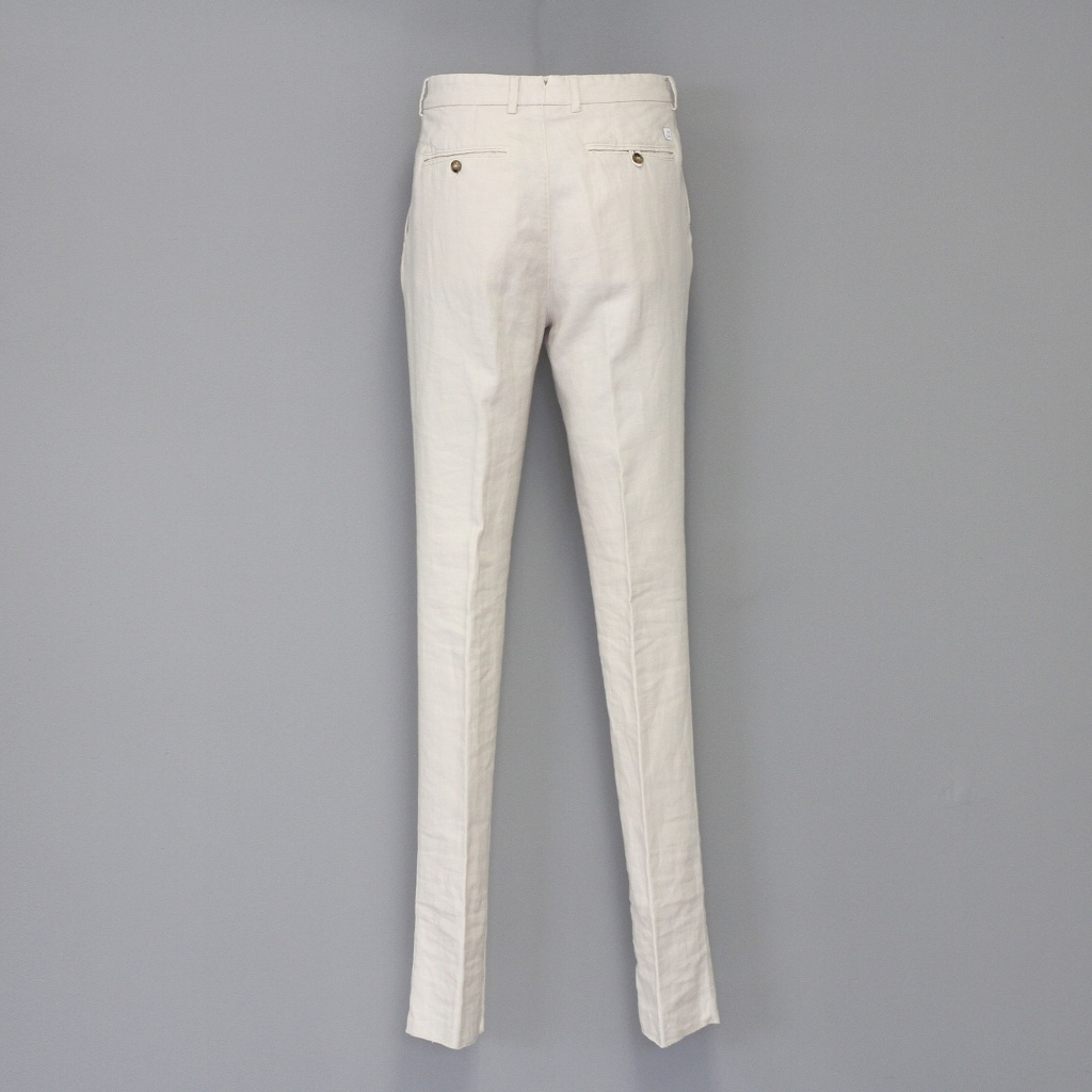 Man 1924 Trouser Ecru
