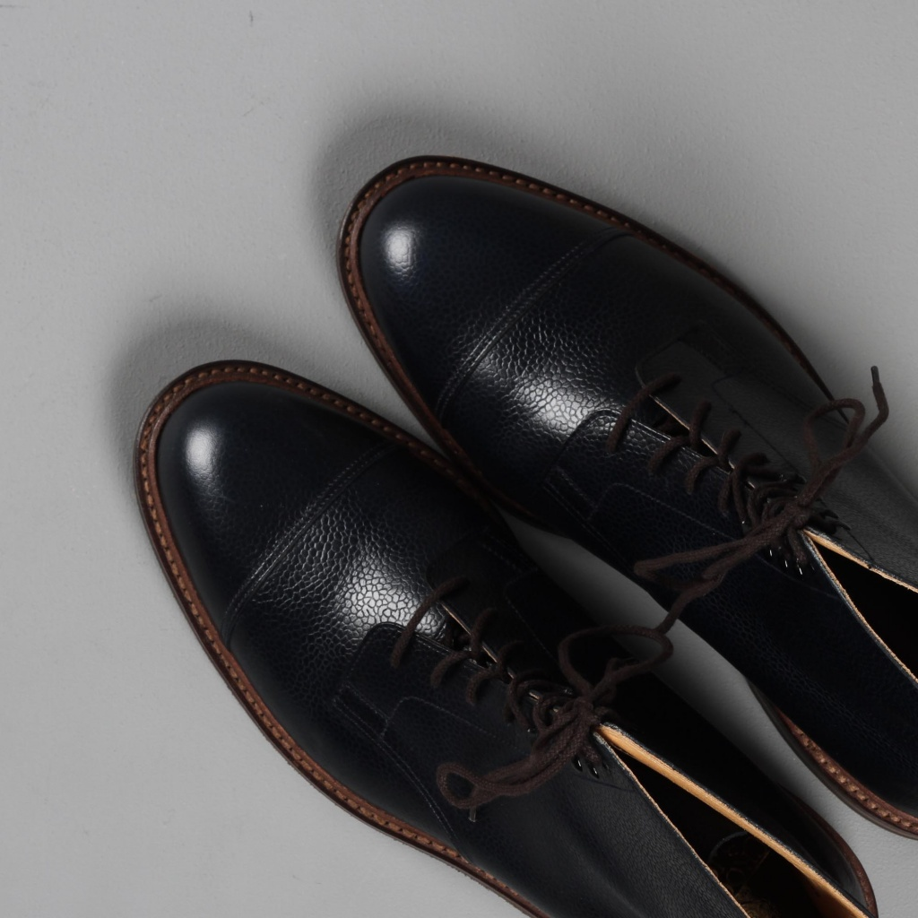 Crockett & Jones Coniston Navy