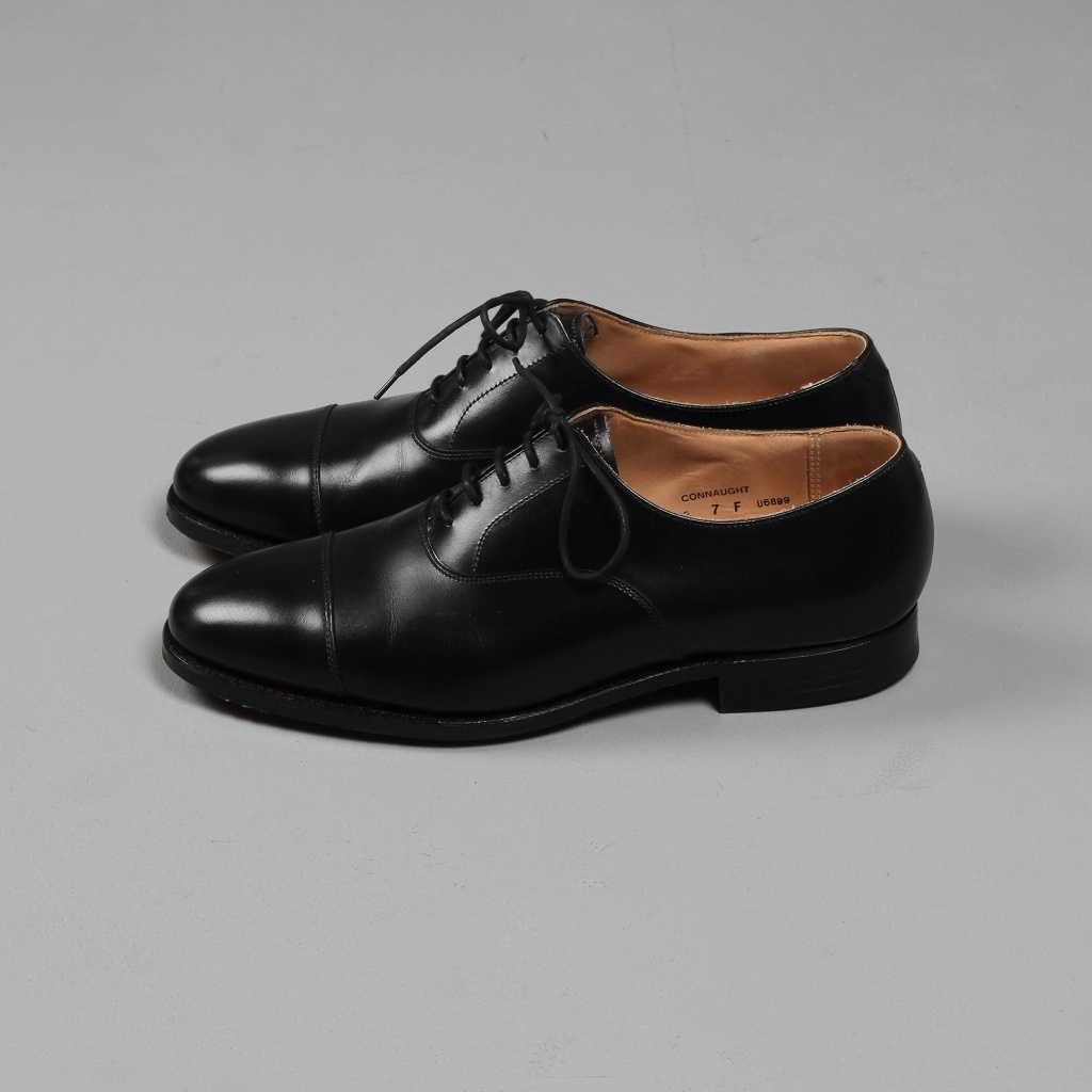 Crockett & Jones Connaugh Black