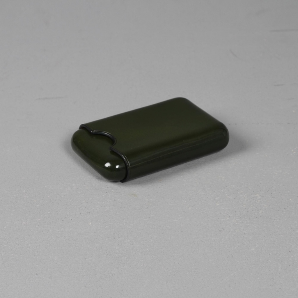 Il Bussetto Card Case Green