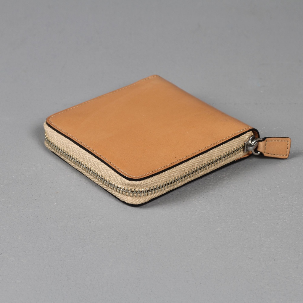 Il Bussetto Zip Wallet Nature