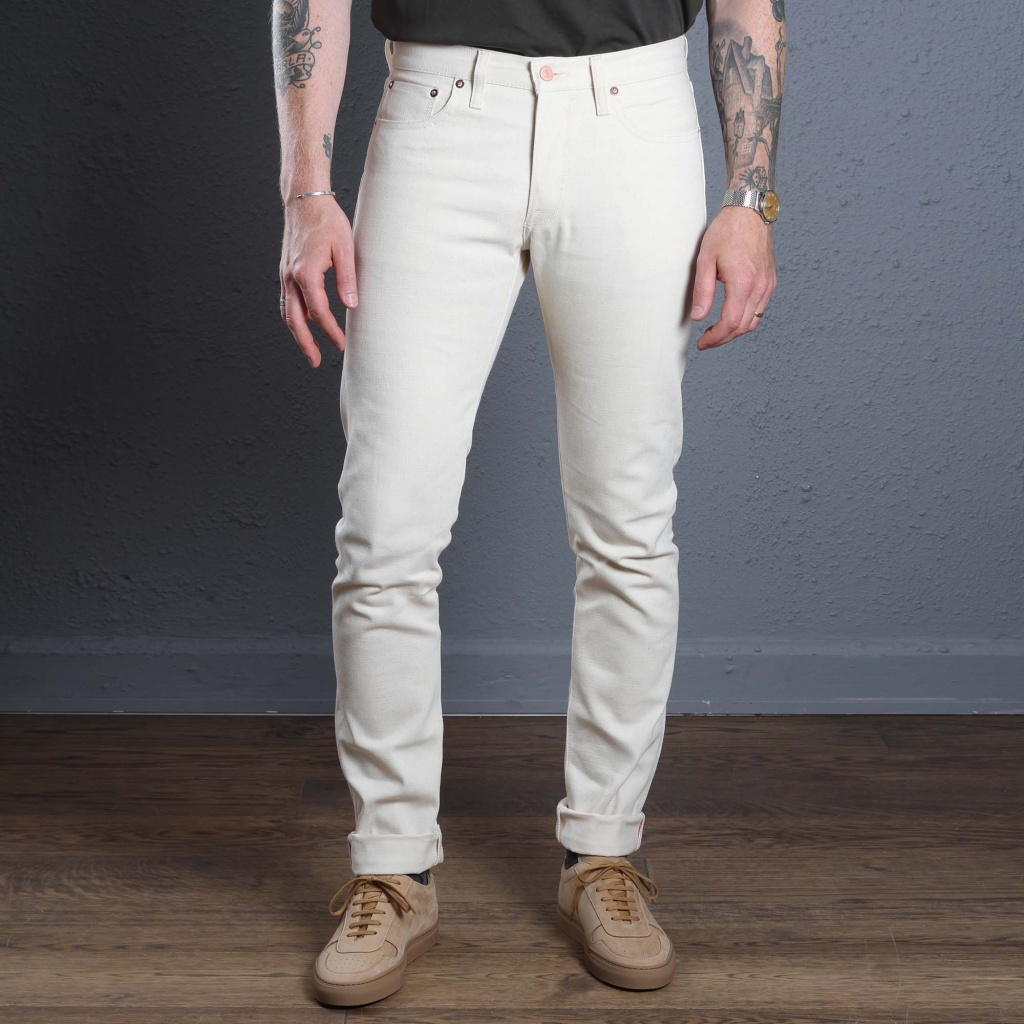 TWC Denim Japanese Raw Natural