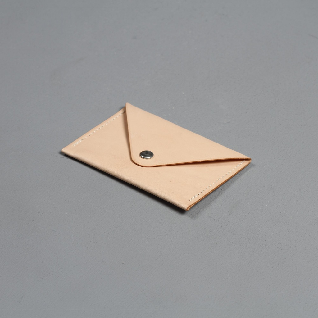 Laperruque Envelope Cardholder Natural