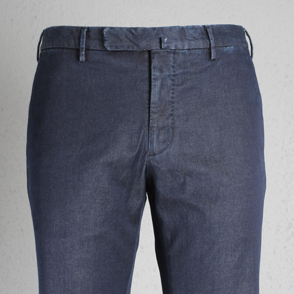 Incotex Trouser Denim Slim fit