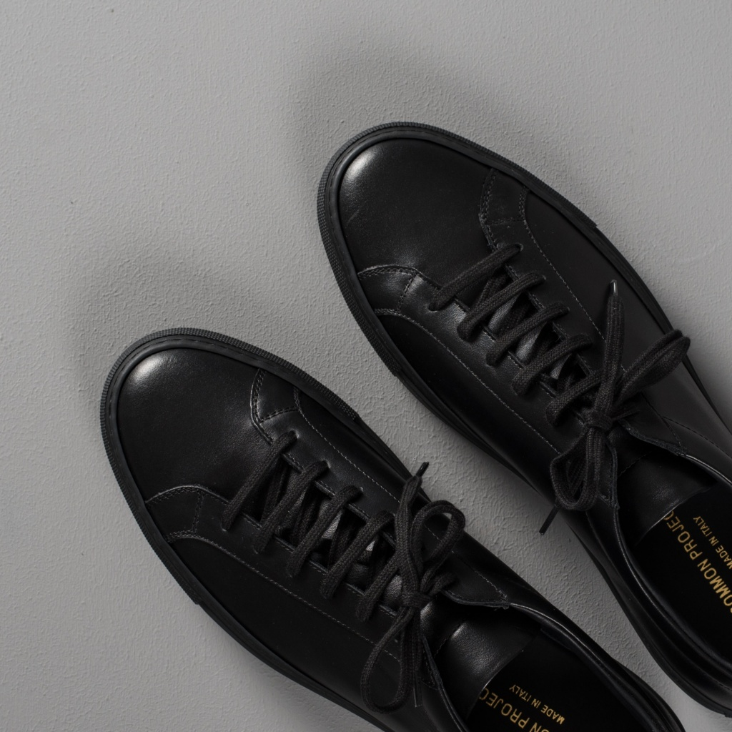 Common Projects Achilles Black