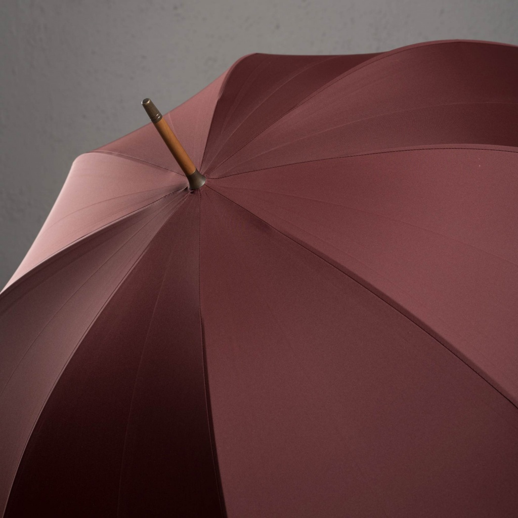 Fox Umbrella Bordeaux