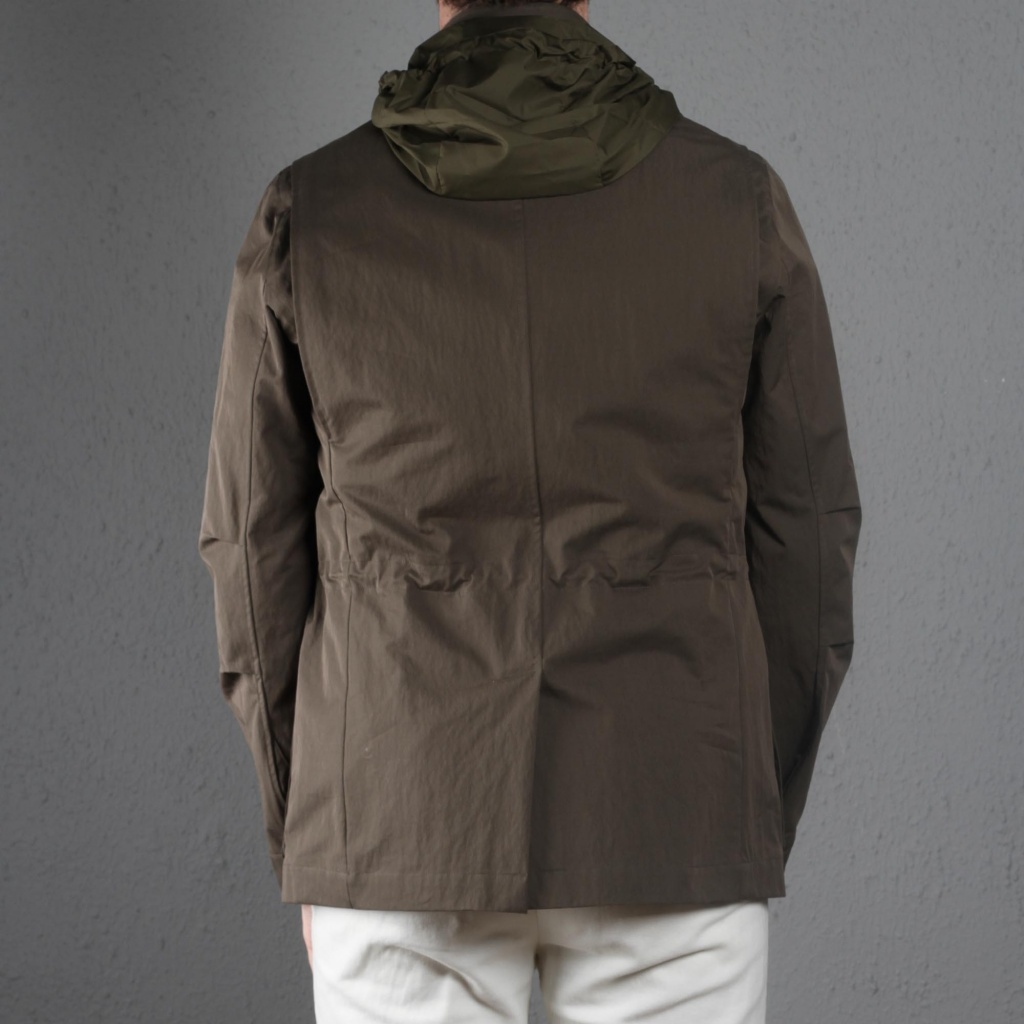 Caruso Field Jacket Olive