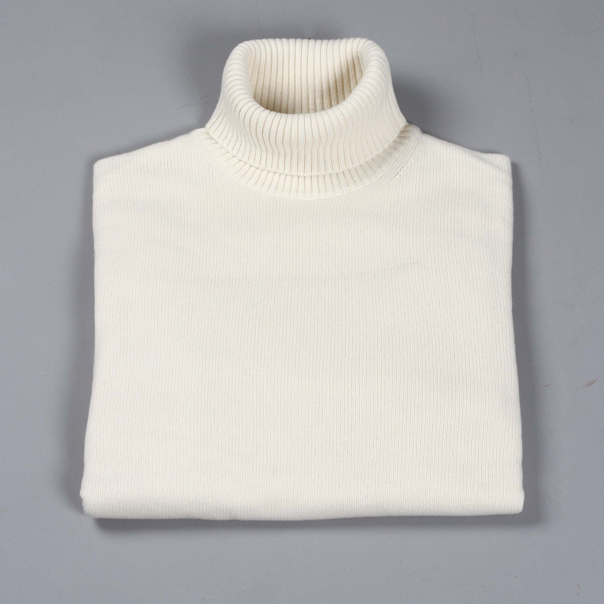 50621b345 Morgano Rollneck Wool Cash Offwhite 999