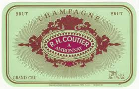 Champagne R.H.Coutier