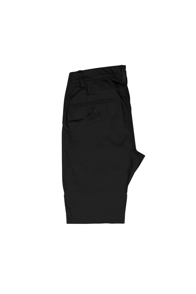 Chino Shorts Nacka - Black