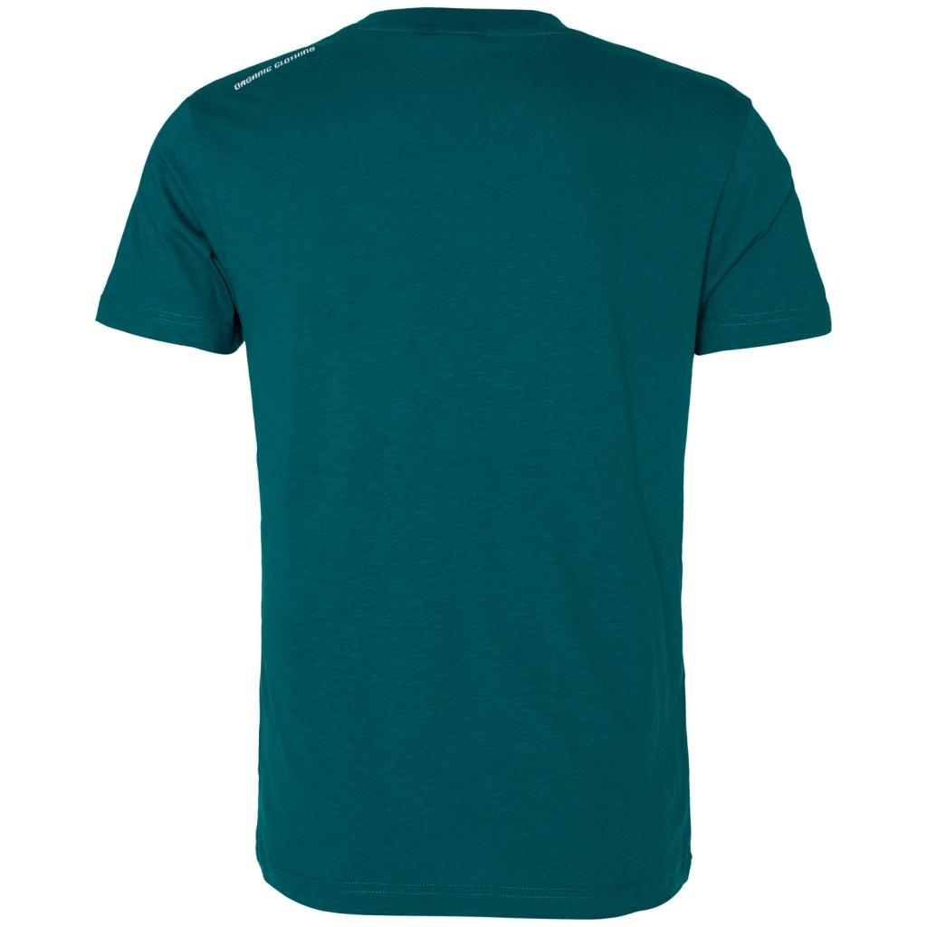 Cap-Ferret T-Shirt - Duck Blue