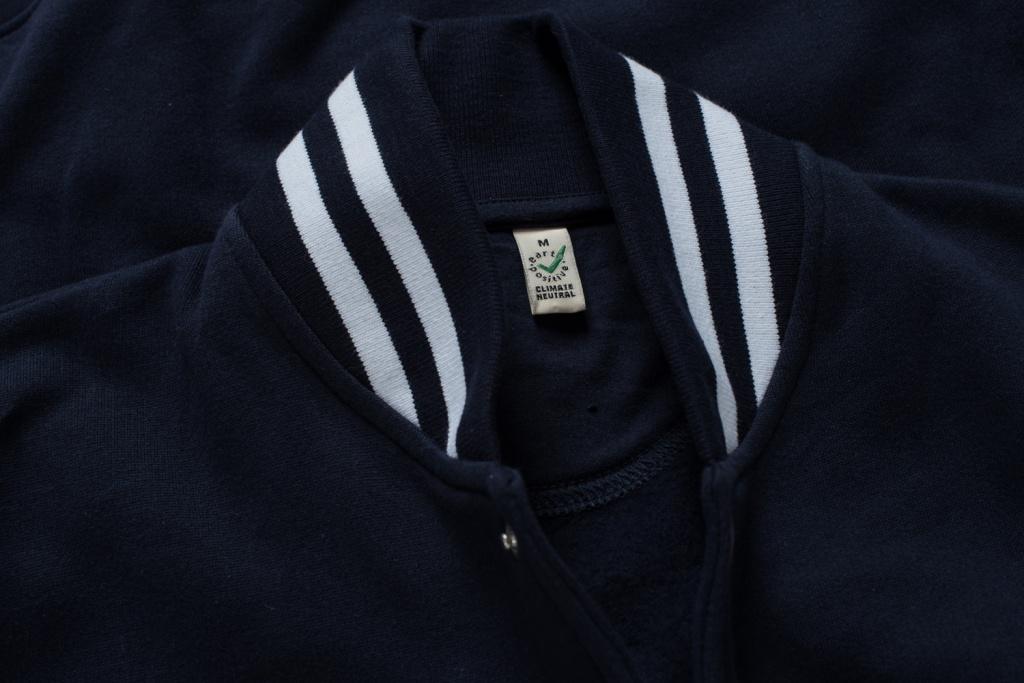 Varsity Jacket - Navy