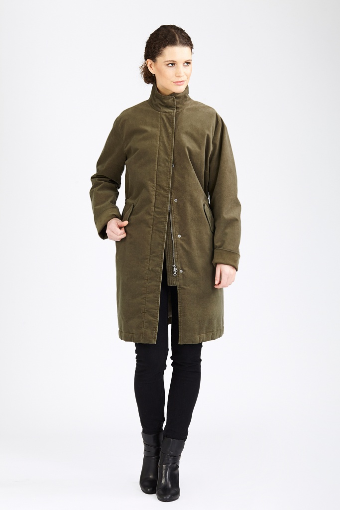 Parka Dakota - Military