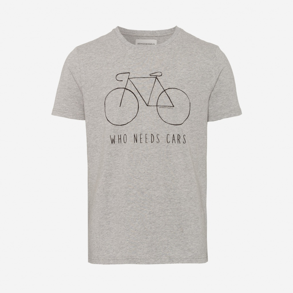 James City Bike - Grey Melange